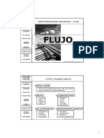 Flujo- Variable de control