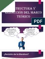 Estructura y Redacción Del Marco Teórico