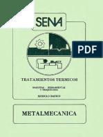Tratamientos Termicos Modulo Basico Metalmecanico