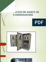 Semana 10instalacion Del Banco de Condensadores