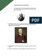 Antecedentes Historicos de La Petrologia
