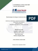 Sotomayor Maticorena Plan Constructora