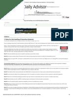 11 Rules for Safe Handling of Hazardous Materials - EHS Daily Advisor