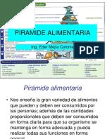 Piramide Alimentaria (v)
