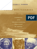 Fluid Boundaries--Forming and Transforming Identity on Nepal_William Fisher (CUP 2001)
