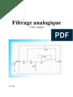 COURS COMPLET FILTRAGE ANALOGIQUE.pdf
