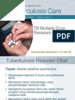 ISTC-MDR + PPI TB
