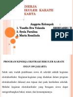 Program Kinerja Ekstrakurikuler