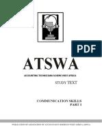 33_atswa Communication Skills Part 1