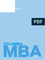 MBA Full-Time Brochure