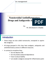 Nonsteroidal Antiinflammatory