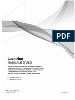 Lavatrice Lg-f1089nd (Manuale)