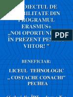0 Planificare Cds Istorie Clasa a Xia Institutiile Uniunii Europene