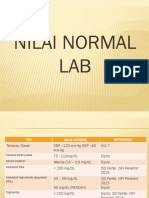 Nilai Normal Lab