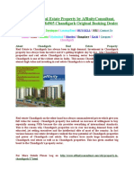 Buy Chandigarh Properties By AffinitySolutions