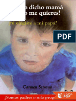 !Me Ha Dicho Mama Que No Me Qui - Carmen Serrano