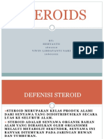 Ppt Steroids