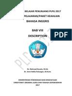 BAB VIII Description
