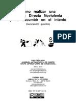 Guía de Acción Directa No Violenta