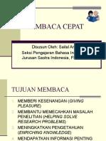 Baca Cepat Versi Bahasa Indonesia Psap