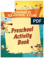 Preschool Booklet Web