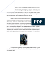 Introduction and Objective Robotic Arm