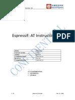 At Espressif Instruction Set v0.21