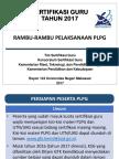 Skenario Pembelajaran PLPG 2017