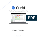 Archi User Guide