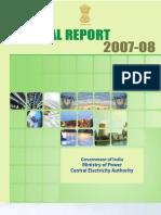 Annual Report 07 08