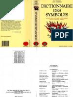 Dictionnaire Des Symboles de Jean Chevalier Et Alain Gheerbrant