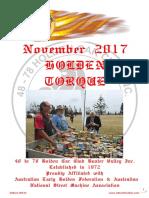 11. Nov 2017 Holden Torque