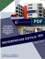 Manual Iso 2017 i