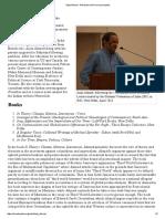 Aijaz Ahmad - Wikipedia, The Free Encyclopedia