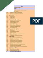 WBS Structure ASAP-p