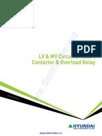 Catalog Huyndai MV-LV