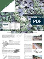 Brochure _ BR _ Gaviones y Otras Soluciones en Malla Hexagonal de Doble Torsión _ SP _ Feb21
