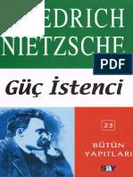 Friedrich Nietzsche - Güç İstenci