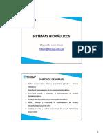 Sesion 1 - Oleohidráulica