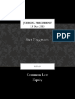 3. Judicial Precedent