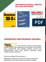 OMM (Operation Maintenance Manual), Service Manual