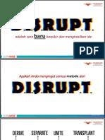 Idea Generation DISRUPT Bahasa 429416