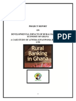 Ghana - Rural Bank