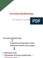 Pertemuan Surveilans Epidemiology