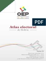 Atlas Electoral Tomo IV