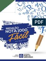 Cartilha - Redação Nota 1000_web