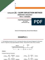 Eas254 - SDM Part 2 - Examples (1)