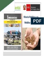MINERIA METÁLICA Y NO METÁLICA EN EL PERU.pdf
