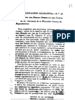 Confederacion Granadina Documentos