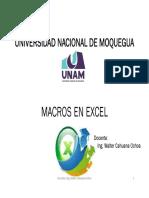 2_Macros en Excel UNAM 2017-2